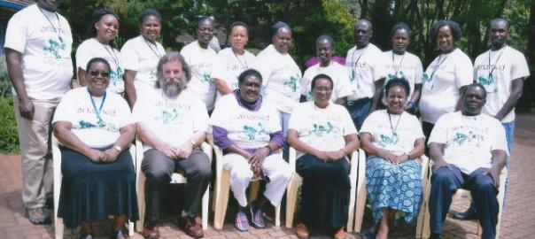 Photo of November 2018 participants