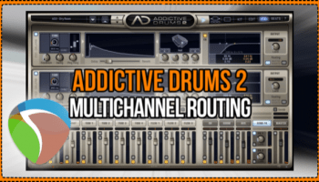 How to Transform MIDI in Addictive Drums 2   The REAPER Blog