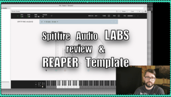 Video: ReaSynth and ReaSynDr plugin demo + 10 free presets