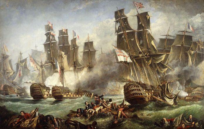 Royal Navy Ship Names HMS Conqueror
