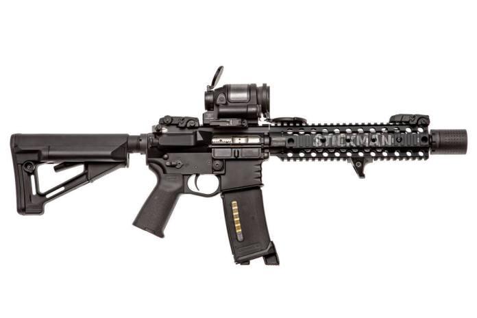 Centurion Arms C4 Rail