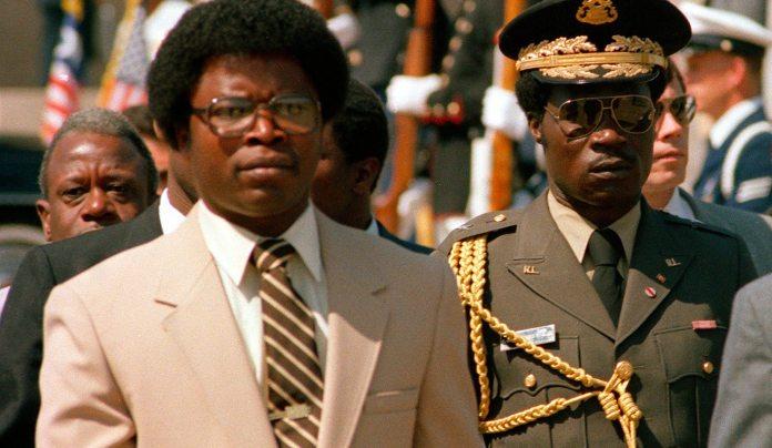 Samuel Doe Liberian Civil War