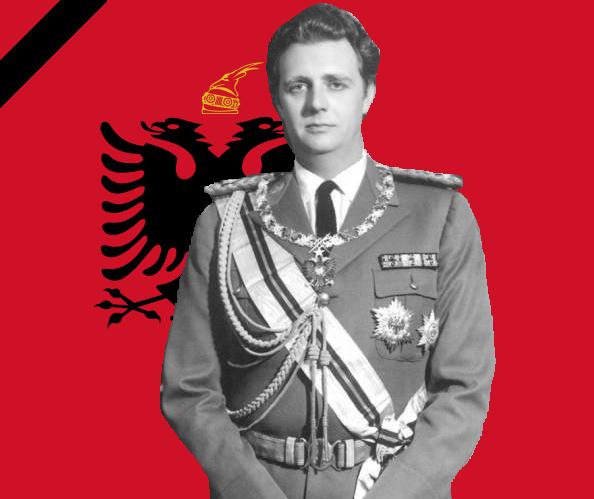 Albanians leka zogu