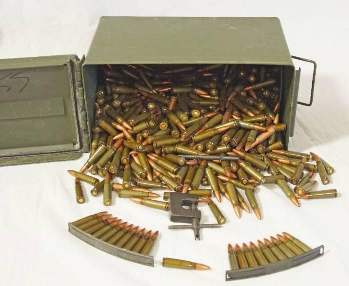 exploding bullets