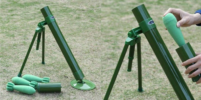 The Toy Mortar is one of the best toys for 3 year olds