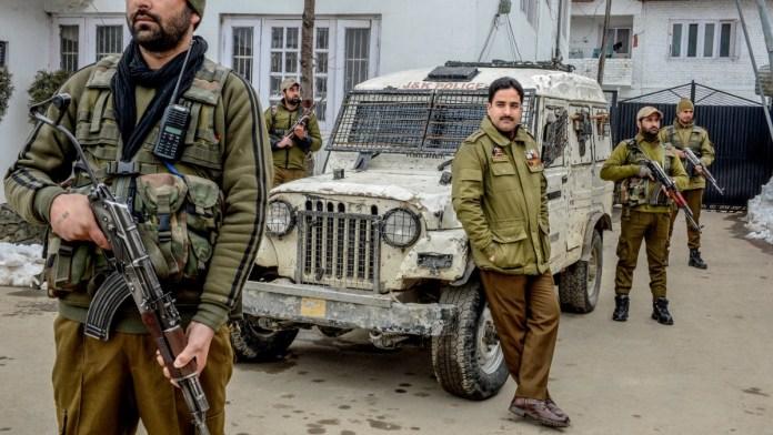War in Kashmir