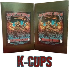 Individual K-Cup Boxes