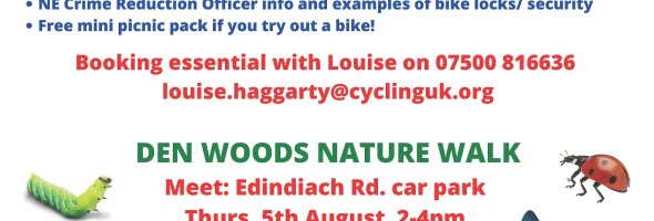 Keith Eco Week – Monday 2nd – Friday 6th August 2021