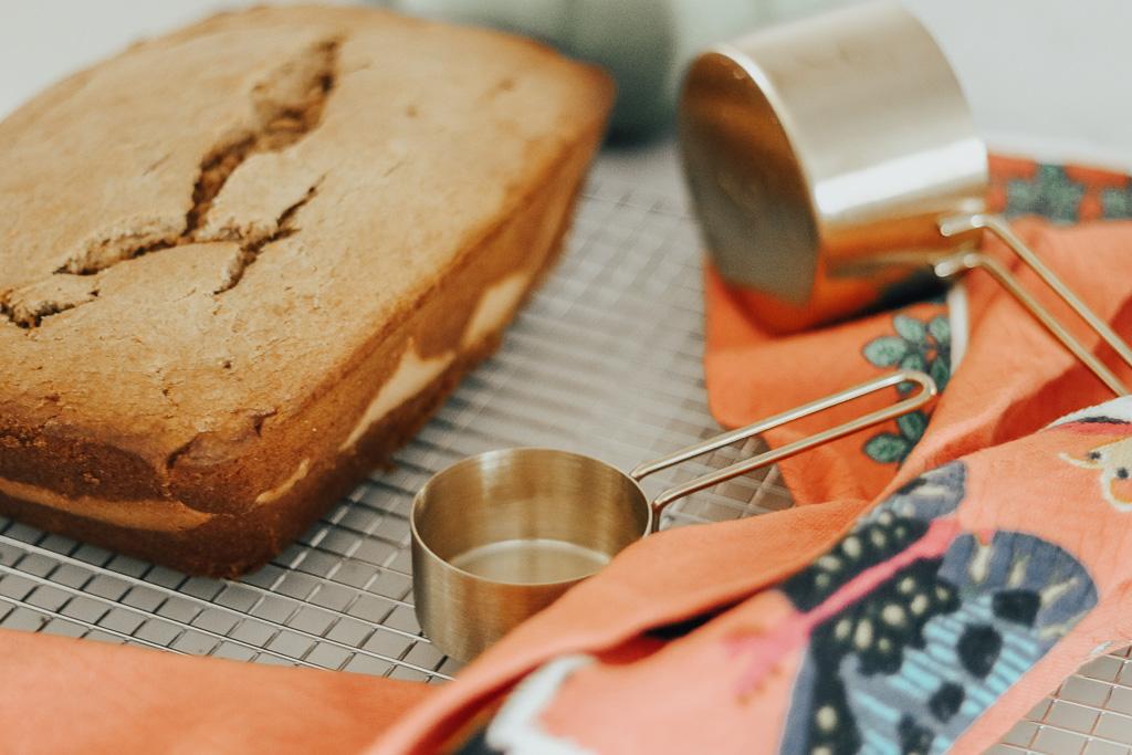 Pumpkin Cheesecake Banana Bread: Fall Dessert Round Up
