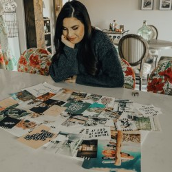 Why you need a vision board in your life going into 2019!