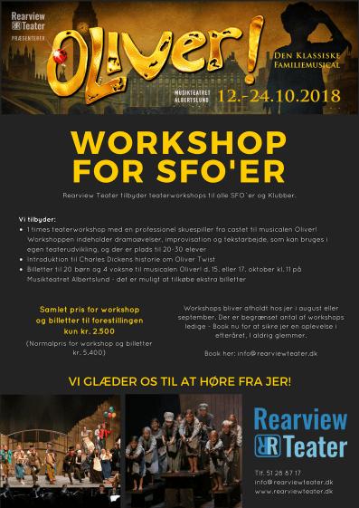 SFO Workshop