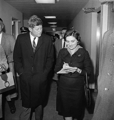 Helen Thomas and the Political Cleansing of America