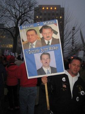 "Actually, ""Hosni Hitler"" is not a bad band name"