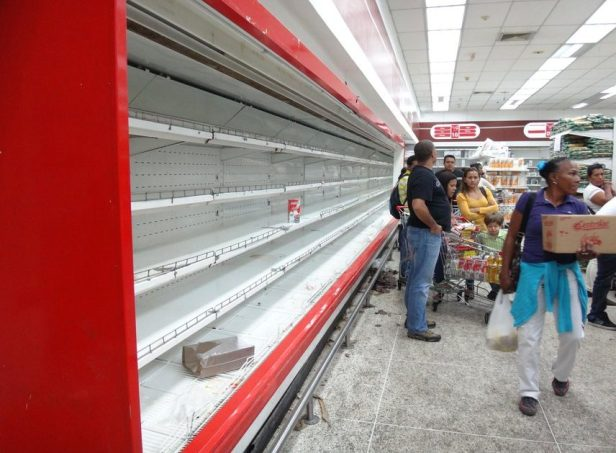 As Food Crisis Continues, Venezuelans Turn to American Friends and Relatives for Help – Reason.com
