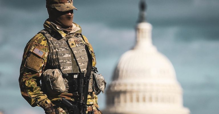Don't Let the Capitol Riot Reignite the War on Terror