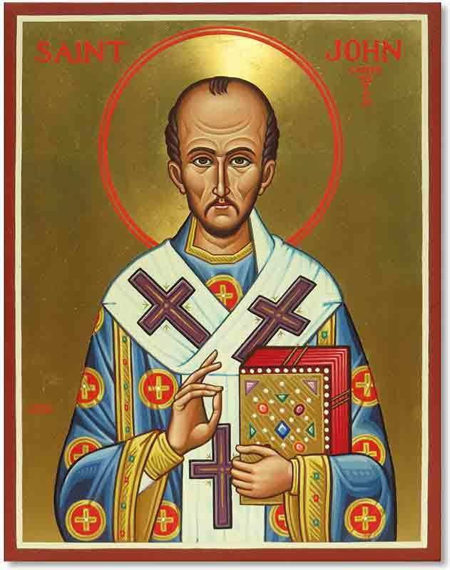 saint-john-chrysostom-original-icon-pm708