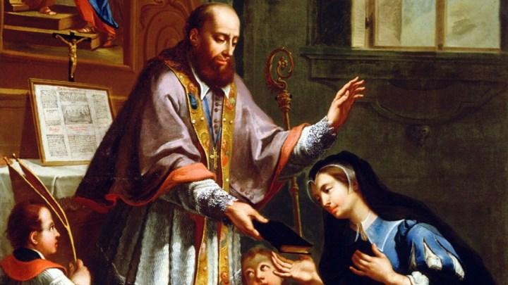 Saint Francis de Sales Bishop