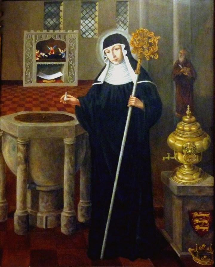 saint walburga