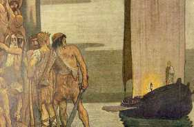Arrival of Saint Patrick 430 AD