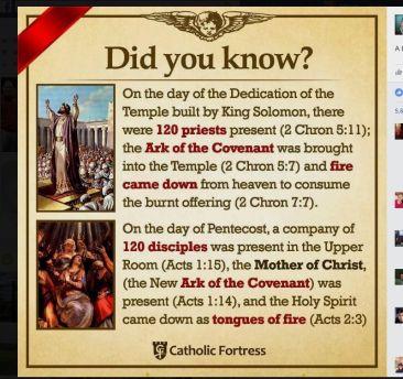 Pentecost Catholic Fortress