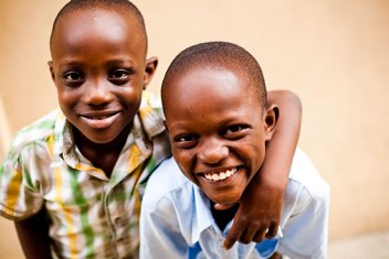two-smiling-haitian-children