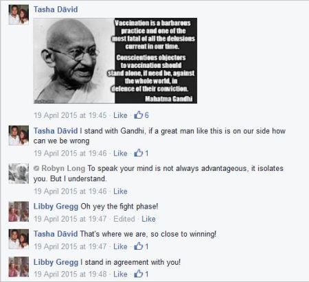 Gregg 36 April 19 2015 Noad David Ghandi antivaxer fight