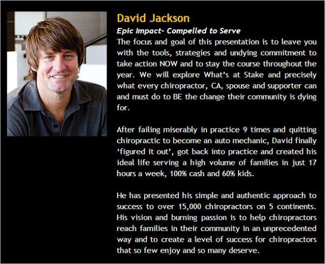 Jackson 3 cash success