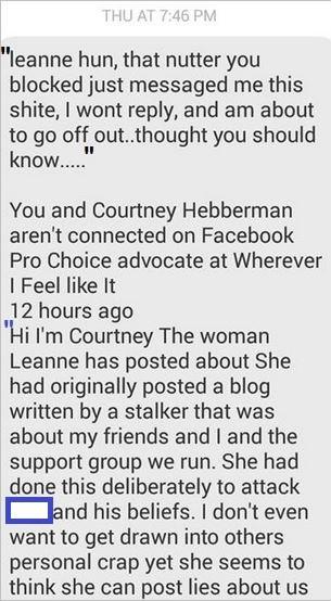 Hebberman 21 Leanne PM from friend