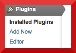 installed plugins