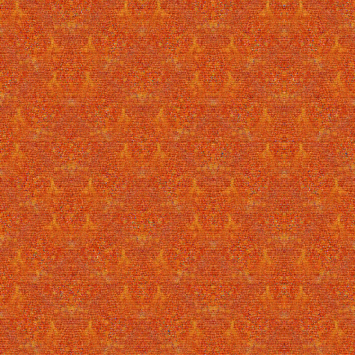 tiling orangish background