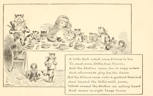 bookofcheerfulcats - tea party