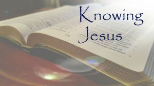 Banner picture: 52 Weeks of Knowing Jesus