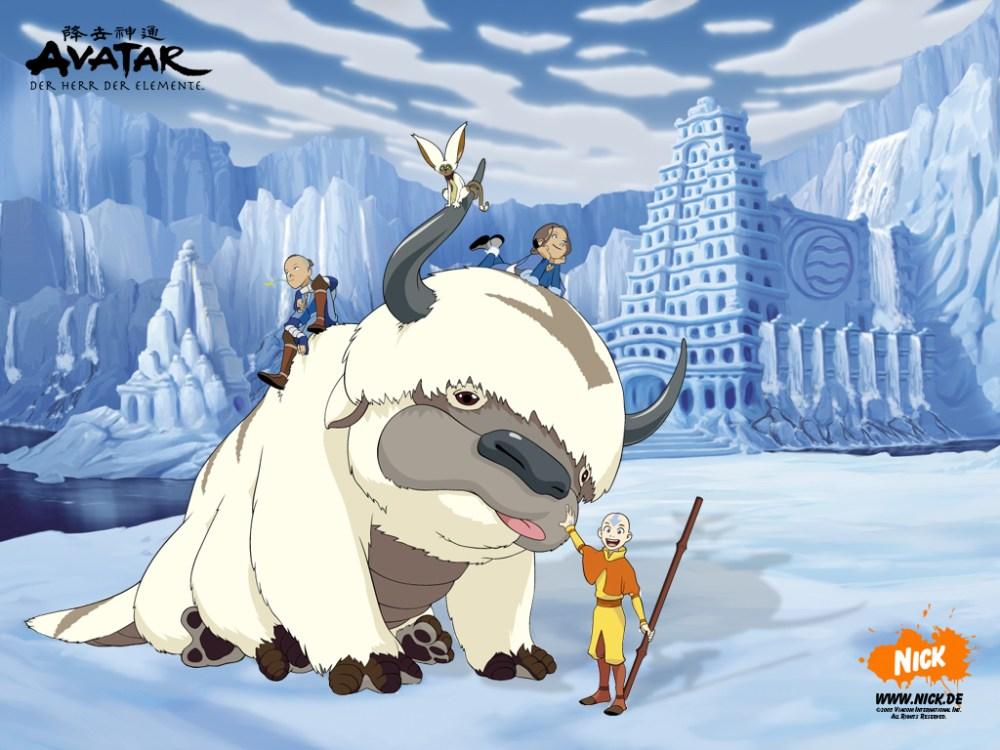 Avatar - The Last Airbender (2/3)