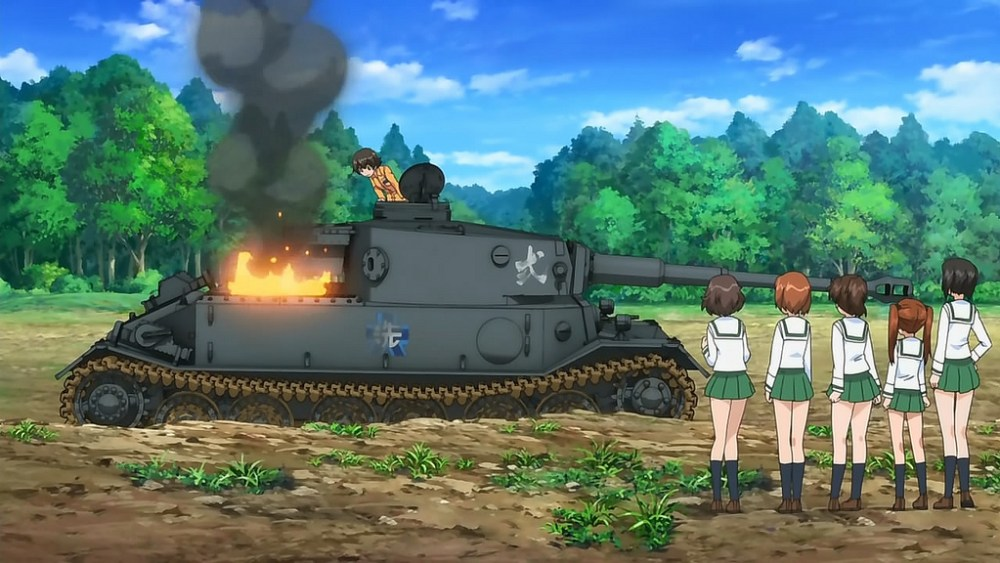 GUP Porsche Tank