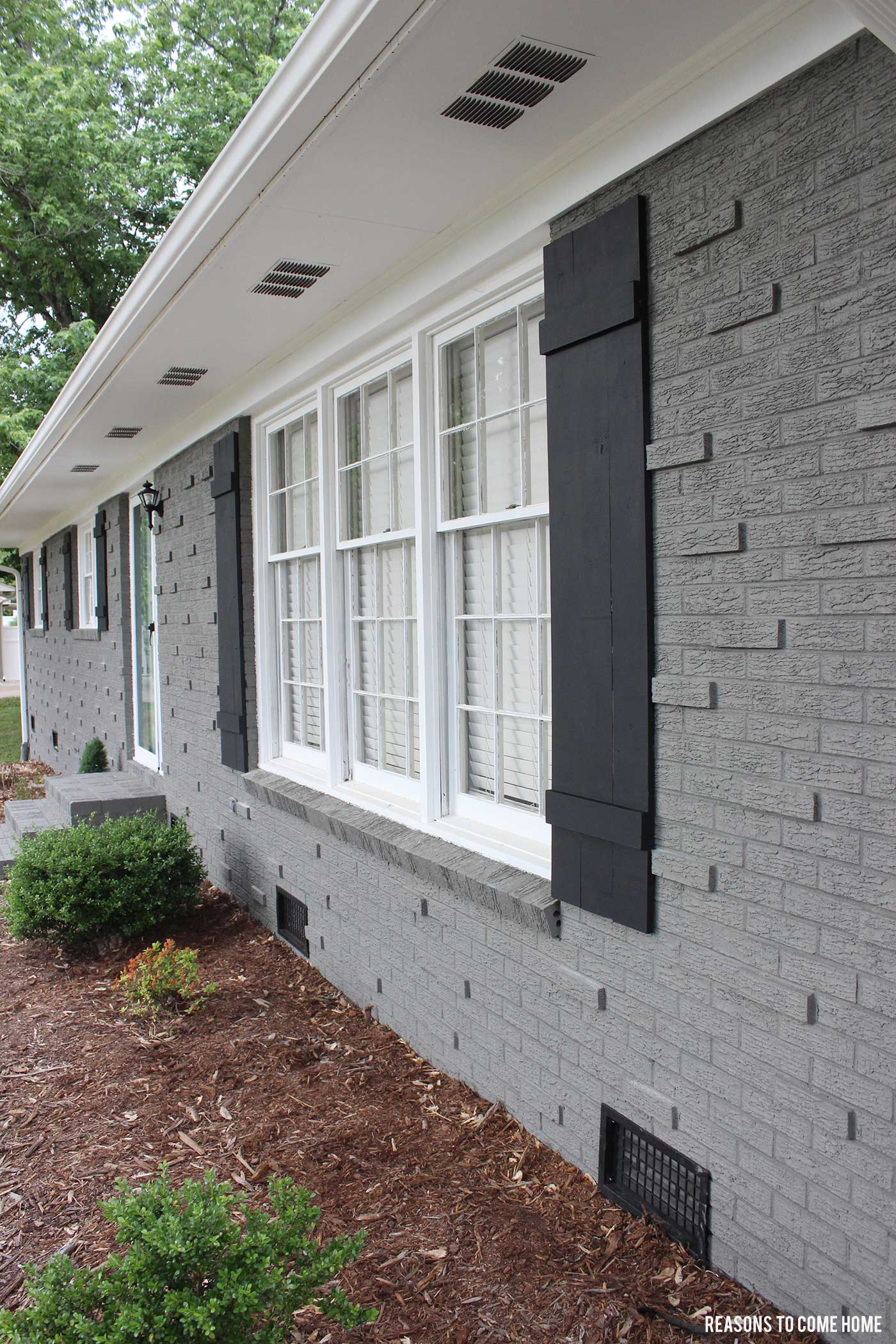 Ranch Home Paint Colors Exterior