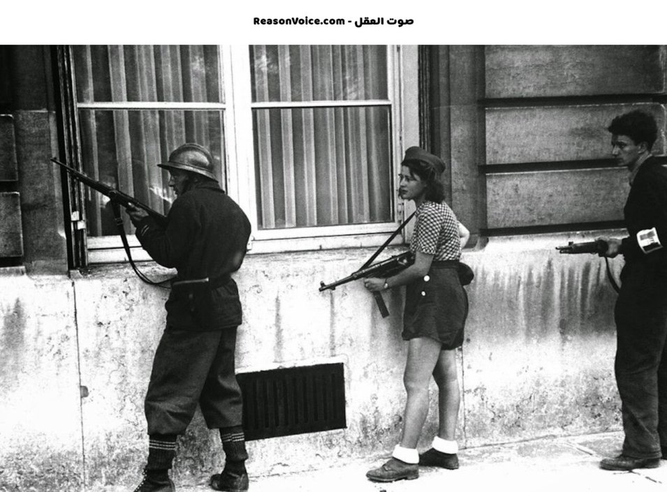 المقاومة الاوربية ضد النازيين