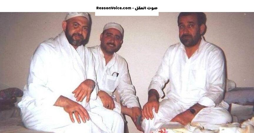 نوري المالكي مع صلاح عبد الرزاق ايام الهتلفة