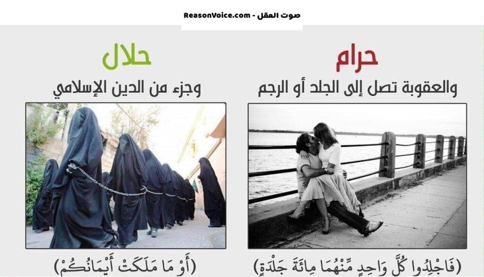 الحلال والحرام في الاسلام