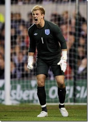 England's World Cup squad as Capello sees it – the goalkeepers (1/2)