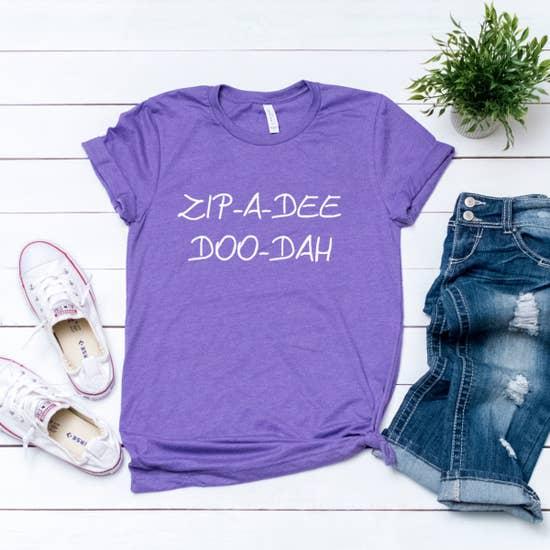 Shop ReAwaken | Zip-A-Dee T-Shirt | Top Crate Clothing