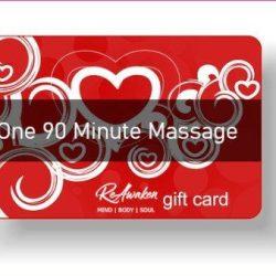 ReAwaken Spa Gift Cards