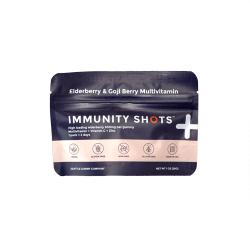 Mocca Shots | Immunity Shots! Elderberry Goji Berry Multivitamin | ReAwaken Spa