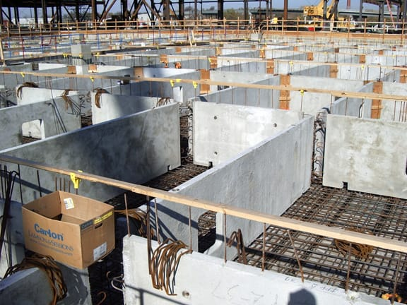 Rebar, Inc  – Rebar fabricator and installer, Reinforcing