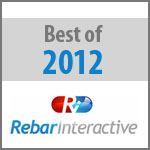 The 6 Best Rebar Interactive Blog Posts of 2012