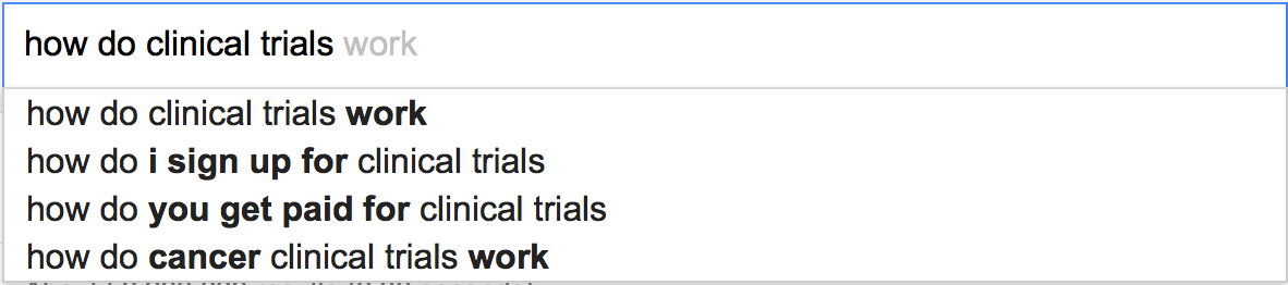 How do clinical trials...