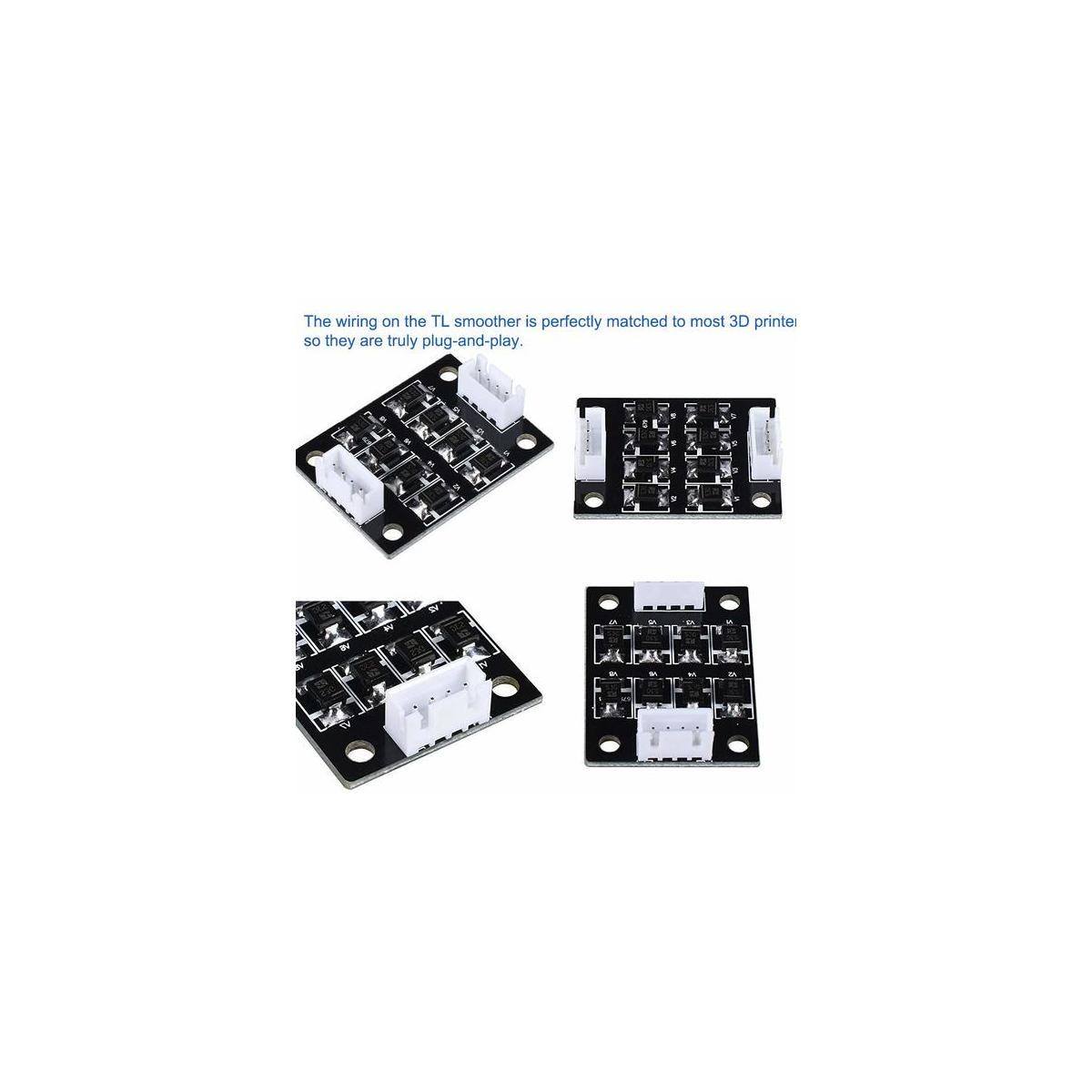 3pcs Upgrades Tl Smoother Addon Module Kit For 3d Printer