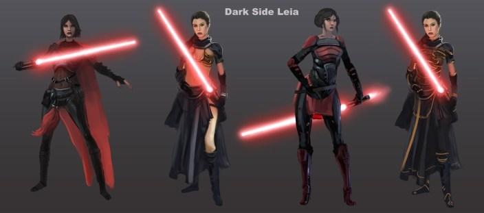Leia SWBF IV