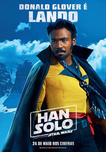 Solo Poster v2 Lando