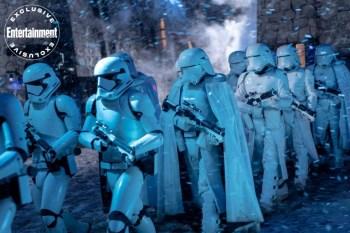 STAR WARS: THE RISE OF SKYWALKER Stormtroopers