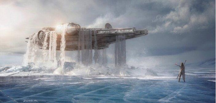 Finn czyta historię małym dzieciom, a te pytają go, czy naprawdę uważa, że Rey odeszła na zawsze. Finn uważa, że jest żywa dzięki Mocy. Poe i Chewie odnajdują nadajnik na planecie. Okazuje się, że Rey żyje, jest na Wavett, gdzie wyciąga Sokoła spod warstwy lodu